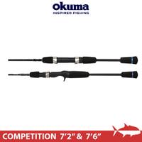 Okuma COMPETITION CMS702 CMS762 CMC702 戰略7尺路亞竿 直柄/槍柄入門竿 好手感