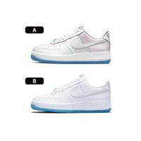 【NIKE 耐吉】Air Force 1 Low UV 女 白藍 AF1 變色熱感應 休閒鞋 DA8301-100/DA8301-101(首張圖為變色前)