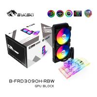 Bykski Gpu 水塊, 用於 Aic Nvidia Geforce Rtx 3080 3090 參考版, 帶 24
