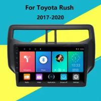 "Radio Mobil 2 DIN Untuk Toyota Rush 2017-2020 Sistem Multimedia GPS AutoRadio Head Unit Android 8.1 9 ""SWC WIFI FM"