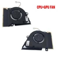 CPU GPU Cooling Fan For ASUS ROG Zephyrus G14 GA401I GA401IV FMBB FMBC
