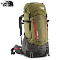[ THE NORTH FACE ] 65L專業登山背包 山苔綠/龐貝紅 / NF00A1N9FNW {S/M}