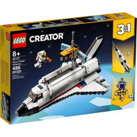 LEGO 樂高 31117 Space Shuttle Adventure
