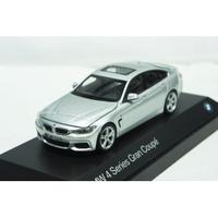 【超值特價】BMW原廠 1:43 Kyosho BMW 4系列 F36 Gran Coupe 2014 銀 ※前後開※