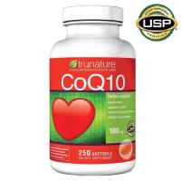 《現貨》🇺🇸美國COSTCO原裝 TruNature CoQ10  氧化型輔酶Q10 輔酵素 250顆