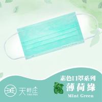 『現貨』聚泰一般醫療口罩 成人口罩-薄荷綠