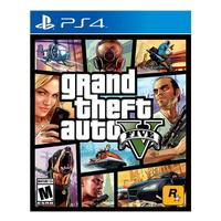 【PS4】GTA5 俠盜獵車手5《中文版》