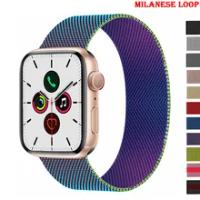 สำหรับ Apple Watch Band 44มม.40มม.IWatch 38มม.42มม.สายรัดข้อมือสำหรับ Correa Apple Watch serie 6 5 4 3 SE