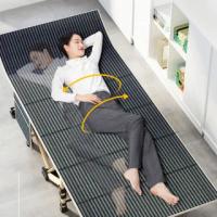 【好享睡】舒適折收秒開床 折疊床 摺疊床(送折疊桌/午休躺椅/室內/室外/日規訂製)