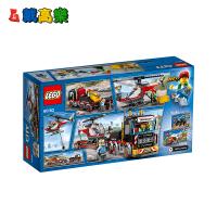下殺 LEGO樂高60183城市重型直昇機運輸車60138/60139/60182積木玩具