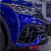 Volkswagen 2021 Tiguan R Bodykits  /外觀套件/前下/後下/尾翼/側裙