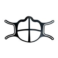 口罩防悶神器 口鼻罩支架硅膠3D面罩內托內撐防悶透氣九代立體神器水洗消毒『xxs21639』