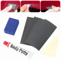 1Set 15g Car Body Putty Scratch Filler Painting Pen Assistant Smooth Repair Tool