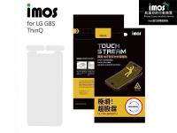 """""""扛壩子"""" imos官方授權總經銷 免運 IMOS LG G8S ThinQ 6.2吋 霧面 電競螢幕保護貼"""
