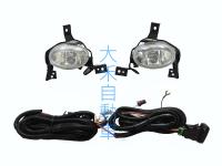 大禾自動車 HONDA CRV 3 後期 2010~11 含線組 含開關 霧燈