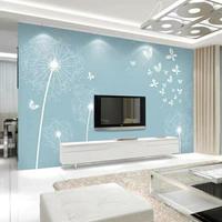 5d電視背景墻壁紙現代墻紙客廳家用8d裝飾浮雕墻布壁畫3d立體影視 新北購物城