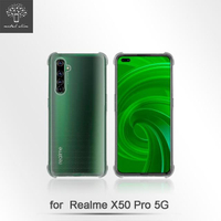 【Metal-Slim】Realme X50 Pro 5G(強化軍規防摔抗震手機殼)