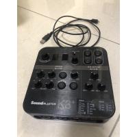 sound blaster k3/ 直播聲卡混聲器