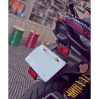 [反光片式牌架] 五代勁戰 四代勁戰 三代勁戰 BWSR SMAX ABS適用 DIY翹牌 仿賽點綴質感 後牌版 切割