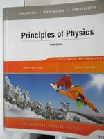 【書寶二手書T1/大學理工醫_KR9】Principles of Physics_David Halliday, Robert Resnick, Jearl Walker