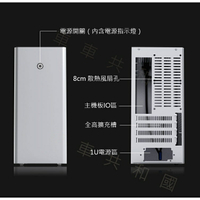 【車車共和國】佑澤 L1全鋁 M-ATX / ITX 迷你小機箱 小鋼炮直立式機箱 HTPC 可安裝獨立顯示卡 金屬機殼