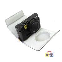【相機保護套】松下LX10皮套lx10專用微單相機包皮包保護套攝影包單肩包
