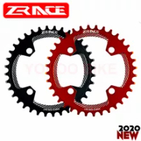 ZRACE 96 BCD Narrow Width Crankset Tooth Symmetrical Chainring Bicycle Chainring Chainwheel 32T 34T 36T 38T Crankset Tooth Plate