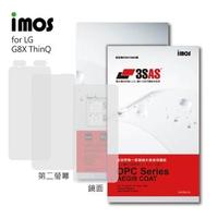 【iMos】LG G8X ThinQ(3SAS 螢幕保護貼)