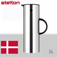 【Stelton】啄木鳥/真空保溫壺(不鏽鋼)