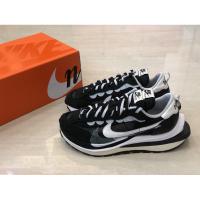 ☆優選實拍☆  Sacai x Nike Vaporwaffle 華夫 黑白 結構 雙勾 CV1363-001