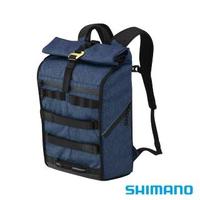 【SHIMANO】TOKYO 城市背包 17L(海軍藍)