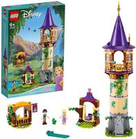 LEGO 樂高 迪士尼公主 長髮公主塔 43187