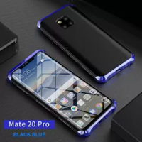 Mate 20 Pro Aluminum Metal Case For Huawei Mate 20 Pro Armor Mate 20 Hard PC Funda for Huawei Mate 20 Pro Shockproof Back Covers