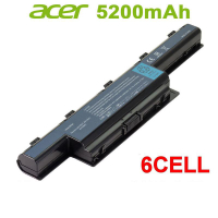 ACER 電池 宏碁 5736z V3-771 V3-771G V3-772G 電池 6芯 5200mAh