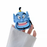 Disney Cartoon Aladdin Case For Airpods Anime 3D Silicone Earphones Protected Cover Shell For Airpod pro 2