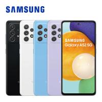 【SAMSUNG 三星】Galaxy A52 5G 智慧手機(6G/128G)