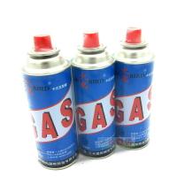 【珍愛頌】K052 卡式瓦斯罐(一組三瓶) 卡式爐瓦斯罐 噴火槍瓦斯罐 瓦斯爐瓦斯罐 露營 野炊 火鍋 烤肉 GAS