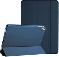 【日本代購】ProCase iPad Pro 12.9吋手機殼 智能 超薄輕量 支架 保護殼 :iPad Pro 12.9吋  2017 /  2015 海軍藍