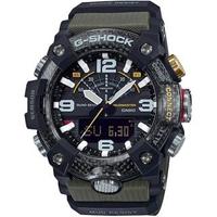 【CASIO 卡西歐】G-SHOCK MUDMASTER藍牙功能泥人錶(GG-B100-1A3)