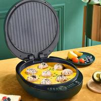 電餅鐺家用懸浮式可麗餅機雙面加大煎餅鍋多功能實用款110V