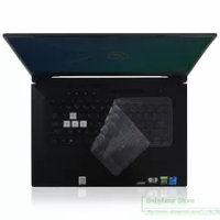 for ASUS ROG Zephyrus G15 GA503Q GA503QR GA503QS GA503QM GA503 QR QS QM 15.6 inch High TPU Keyboard Cover Protector skin