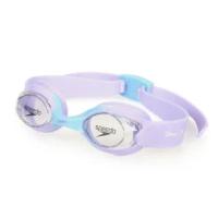 【SPEEDO】幼童運動泳鏡-冰雪奇緣-游泳 蛙鏡 抗UV 兒童 粉紫(SD812115D663)
