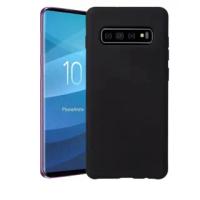 【My Colors】液態膠系列 Samsung S10 6.1吋 新液態矽膠 絲滑 柔軟 手機保護殼(天然矽膠軟殼 手感滑順)