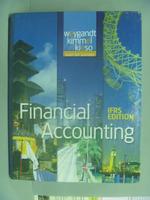 【書寶二手書T2/大學商學_J1S】Financial Accounting IFRS_Weygandt,etc
