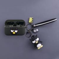 適用於萬魔PistonBuds無線耳機保護套1more/萬魔藍牙耳機套萬魔PISTONBUDS保護殼硅膠軟殼萬魔ECS3