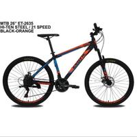 Exotic   Sepeda gunung ET-2635