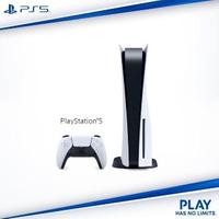 【SONY 索尼】PlayStation5 光碟版主機(CFI-1018A01)