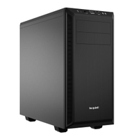 【Be quiet ! 】 PURE BASE 600 BLACK 電腦機殼