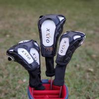 XXIO高爾夫木桿套 桿頭套 帽套球桿保護套 XX10球頭套高爾夫球桿  六月