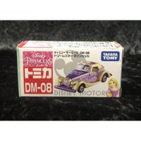 《GTS》TOMICA 多美小汽車 DM-08 魔法奇緣 長髮公主 DS86195